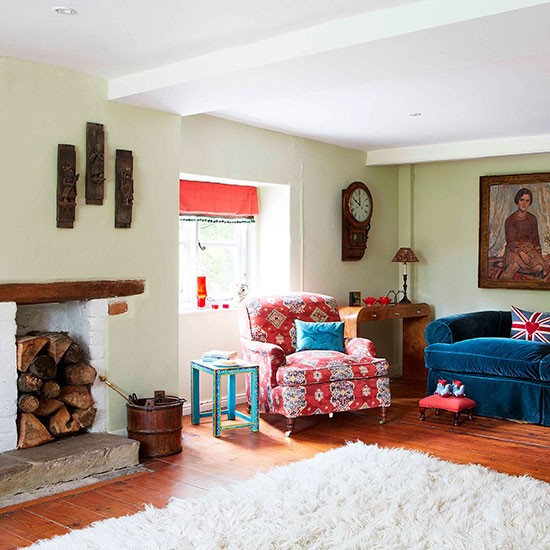 Step Inside This Modern Country House In