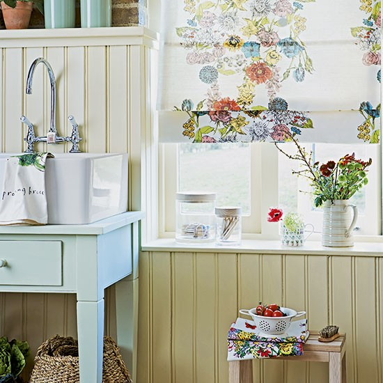 floral country bathroom decorating housetohome co uk contemporary bathroom with country style touches country