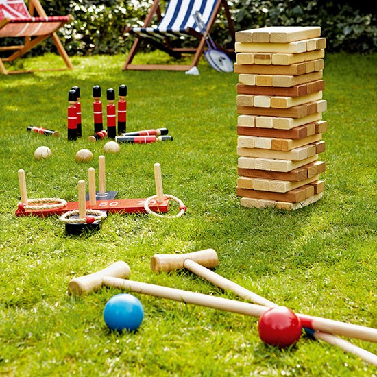 Garden party lawn games garden party decorating ideas for All decoration games