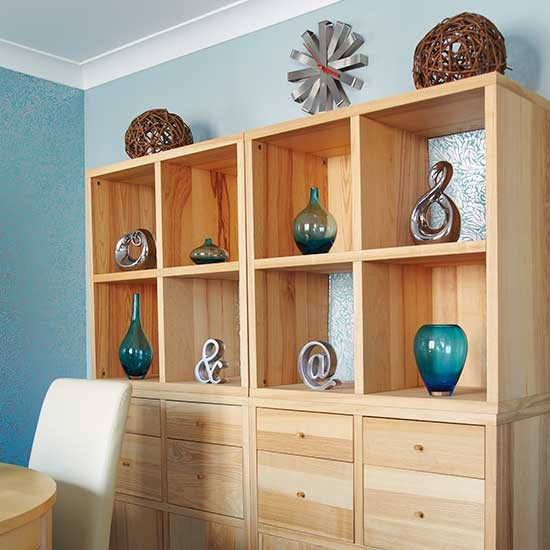 Modern dining room storage unit dining room storage for Dining room storage ideas