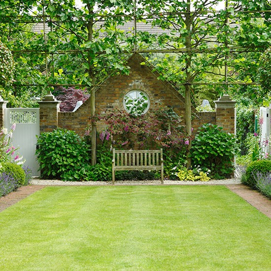 English country garden ideas photograph english country for Country garden ideas for small gardens
