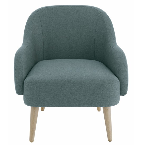 Momo armchair in Teal Blue from Habitat | Armchairs - 10 ...