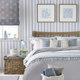 Country decorating with pale blue - 10 of the best ideas