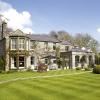 Step inside this elegant country manor house in Lancashire
