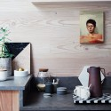 Decorating with wood - 10 ideas