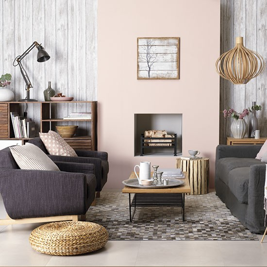 Ideas Cosy Scandi Sitting Room