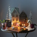 Country Christmas table ideas