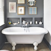 Take a look inside this period meets modern bathroom