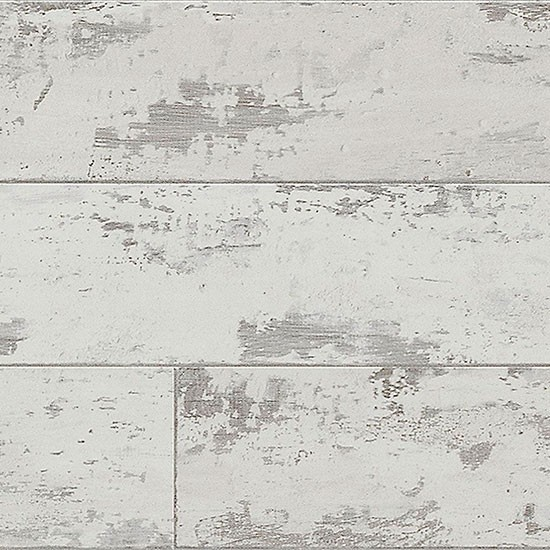 Leggiero White Distressed Oak effect Laminate Flooring By