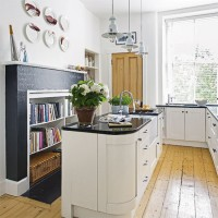 Take a tour of this characterful and entertaining kitchen