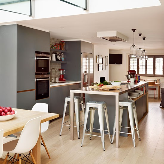 Industrial Kitchen Design Ideas: Classic Industrial Kitchen