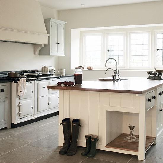 Coastal Freestanding Kitchen