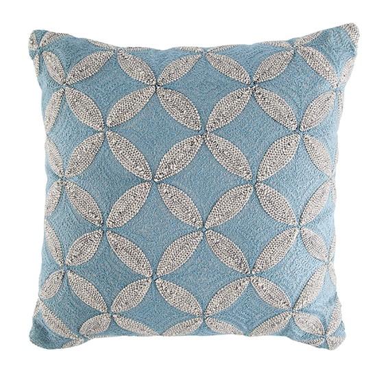 arai flower cushion from tesco budget cushions. Black Bedroom Furniture Sets. Home Design Ideas
