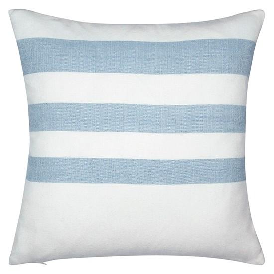 coastal stripe cushion from john lewis budget cushions. Black Bedroom Furniture Sets. Home Design Ideas