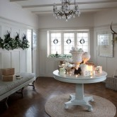 Christmas hallway ideas - 10 of the best