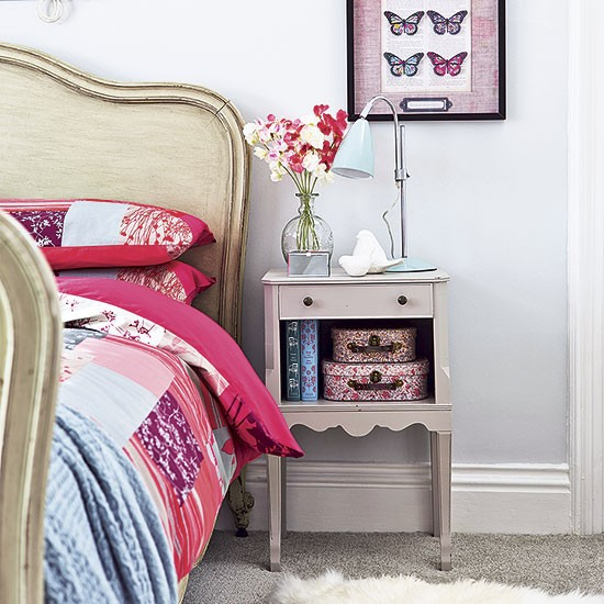 Bedroom Furniture Storage Simple Bedroom Sets Romantic Bedroom Design Ideas Latest Bedroom Colours: Housetohome.co.uk