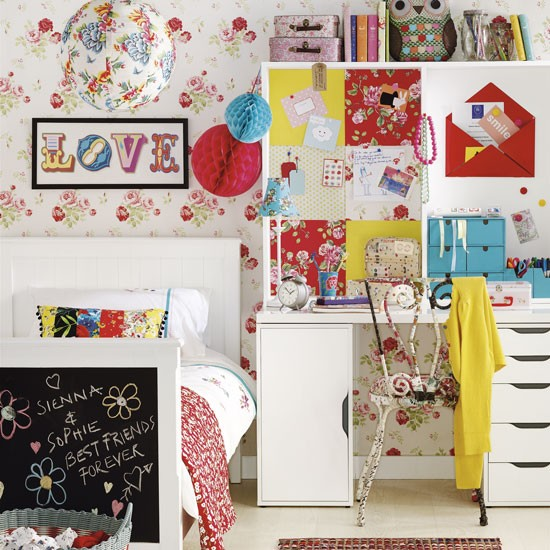 colourful teenage girl s bedroom with eclectic accessories pics photos colorful teen bedrooms