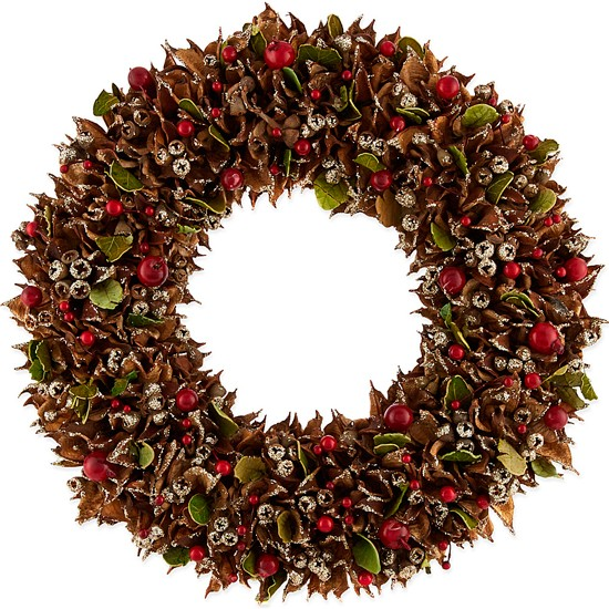 Christmas Wreath From Selfridges