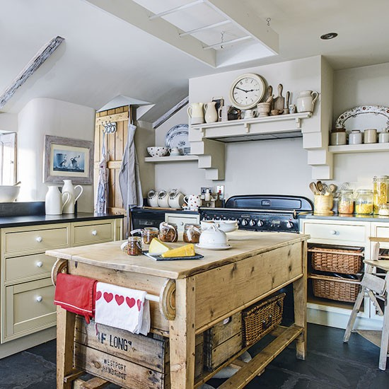 Be Inspired By This Cosy Country Cottage In The