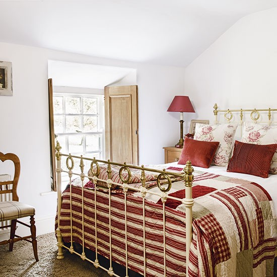 gallery for country cottage master bedroom