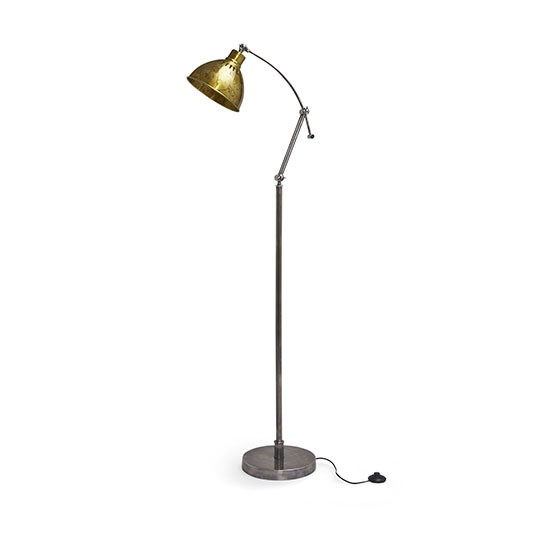 loco floor lamp from loaf country standard lamps. Black Bedroom Furniture Sets. Home Design Ideas