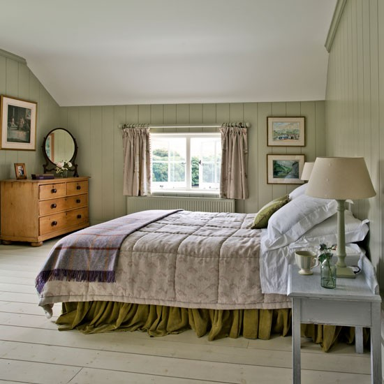 Guest Bedroom Modern Country House In Devon House Tour
