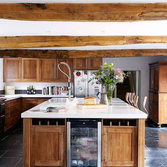 Island Units For Kitchens: Kitchen Ideas That Work For Modern Families