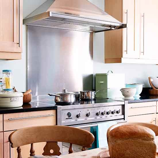Country Kitchen Appliances: Range Cooker