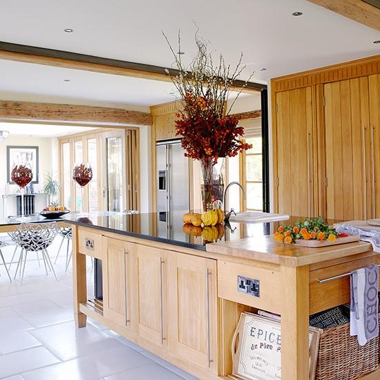 Open Plan Kitchen Kitchen Ideas That Work For Modern Families Decorating