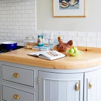How to rethink a space with kitchen worktops