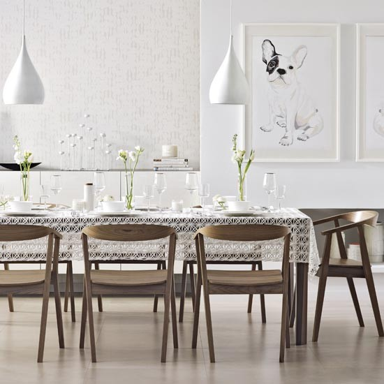 modern white dining room dining room ideas for everyday and special