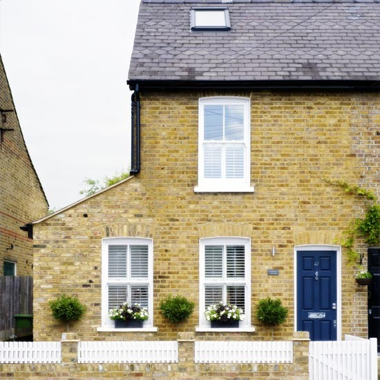 Take a tour around this victorian end of terrace house for Terraced house meaning
