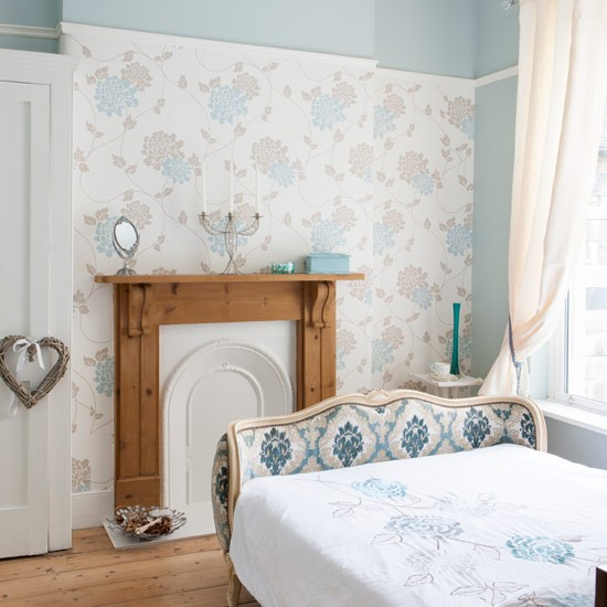 Duck Egg Blue Bedroom Decor