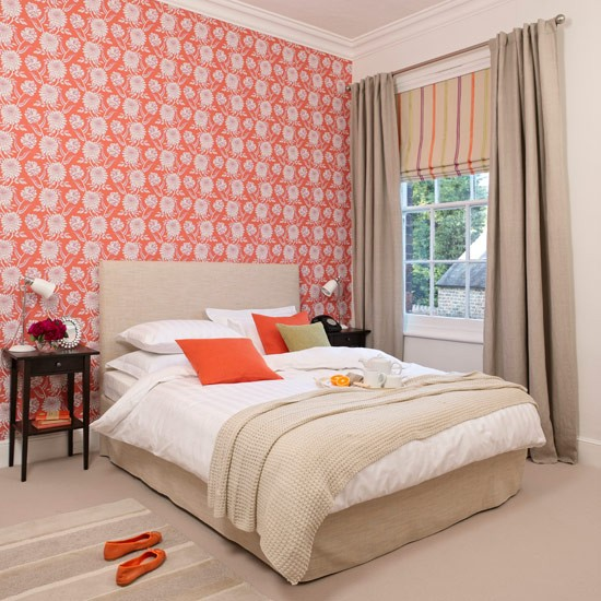 Statement Wallpaper Bedroom Wallpaper Ideas