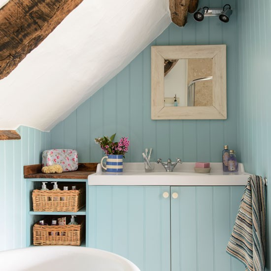a pretty country vanity unit bathroom suites that make