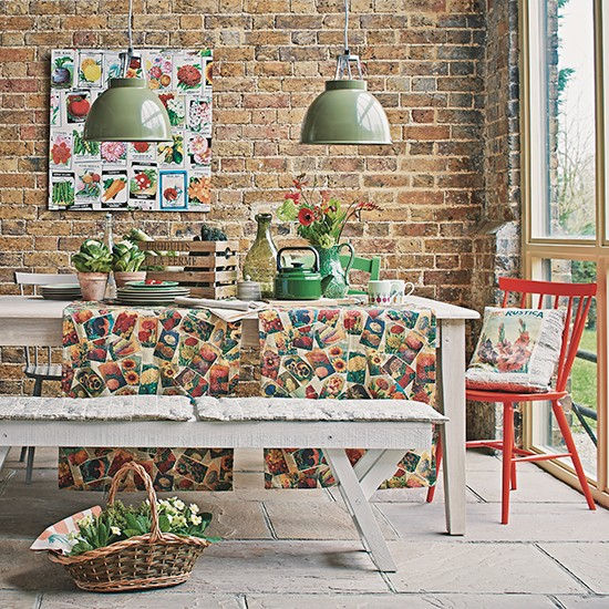 Potting Shed Dining Room Fabulous Decorating