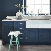 Great new looks for classic painted kitchens