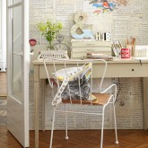Home office design solutions for corners and alcoves