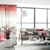 Discover the interior design potential of curtains