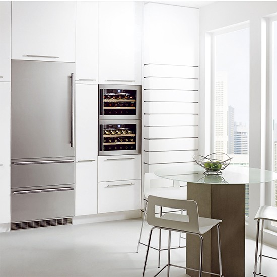 Cool Refrigeration Modern Kitchen Design Essentials 10 Of The Best