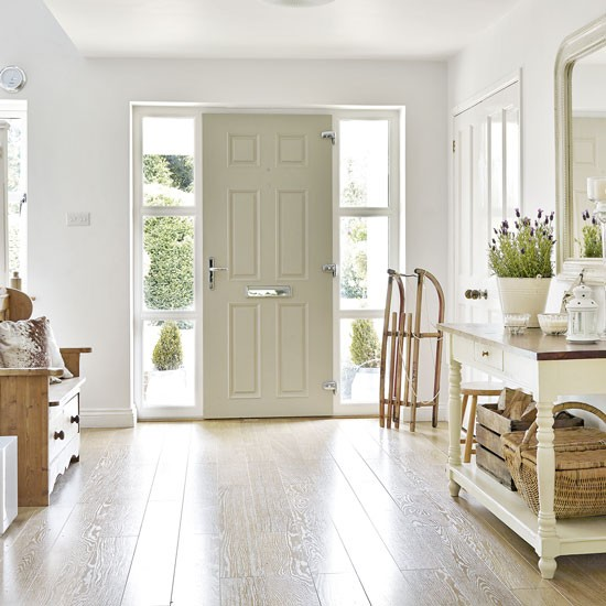 387 Best Images About Country Cottage Entrance Hall: Hallway Storage For Practical