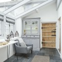 Clever ideas for small conservatories