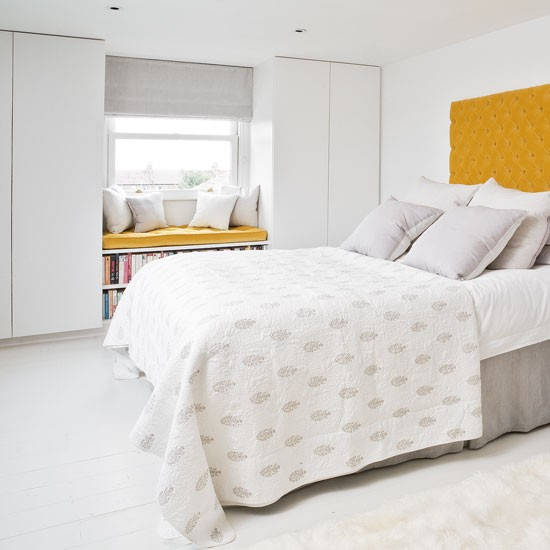 Contemporary white fitted wardrobes   Room Idea   PHOTO GALLERY   Ideal Home   Housetohome.co.uk