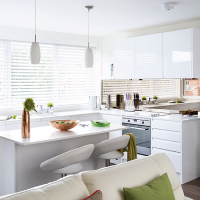 Clever kitchen designs for tricky spaces