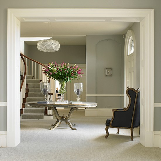 Classic Entrance Halls 10 Best: How To Decide On Your Entrance Hall Colours