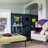 How to decide on your entrance hall colours