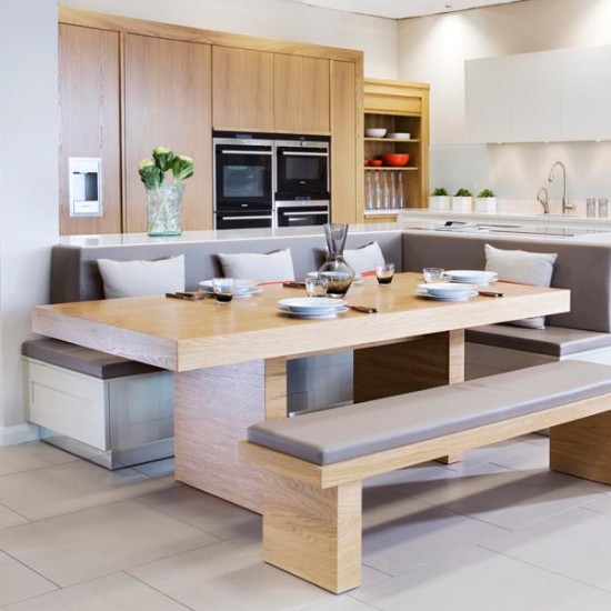 L Shaped Kitchen Island Designs With Seating Home Design: Kitchen Islands That Really Work