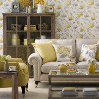 Great schemes with mix-and-match living room chairs