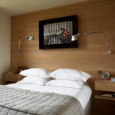 Lighting solutions for the brightest bedrooms
