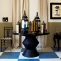 Decorating with exotic influences